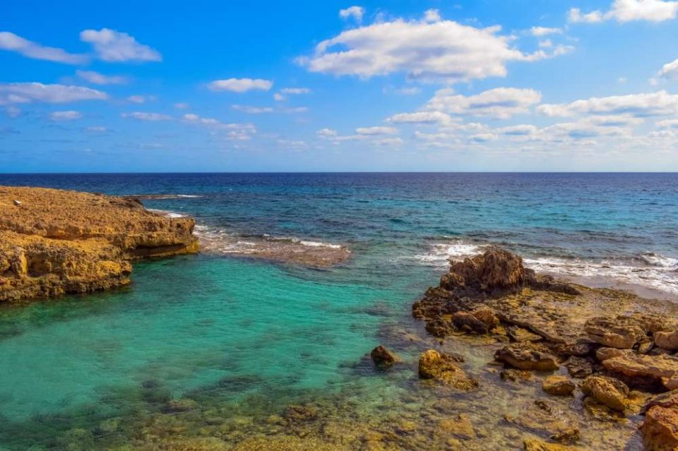 Ayia Napa municipality moves to restore beach after illegal rock removal 1