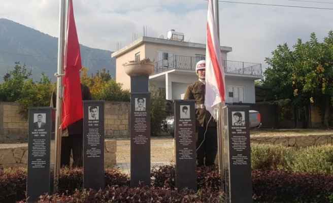 Ozanköy Martyrs commemorated 1
