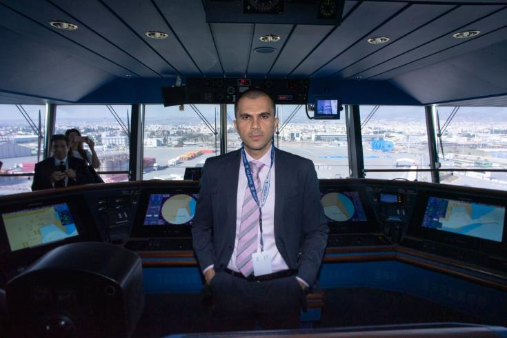 Jewel of Seas docks at Limassol amid renewed interest in east Med cruises 1