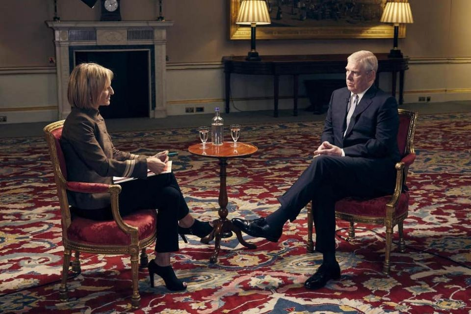 Prince Andrew says he 'let the side down' over his relationship with Jeffrey Epstein 1