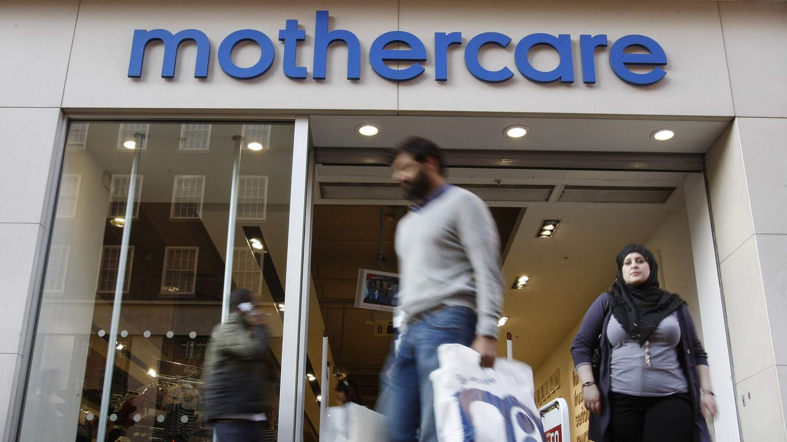 Mothercare UK nears collapse with 2,500 jobs at risk 1