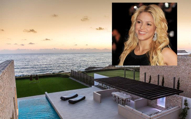 Colombian pop singer Shakira buys villa at exclusive resort in Peyia 14