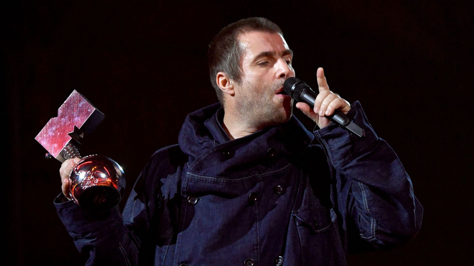 MTV EMAs: Ariana Grande and Lil Nas X snubbed as Liam Gallagher crowned Rock Icon 15