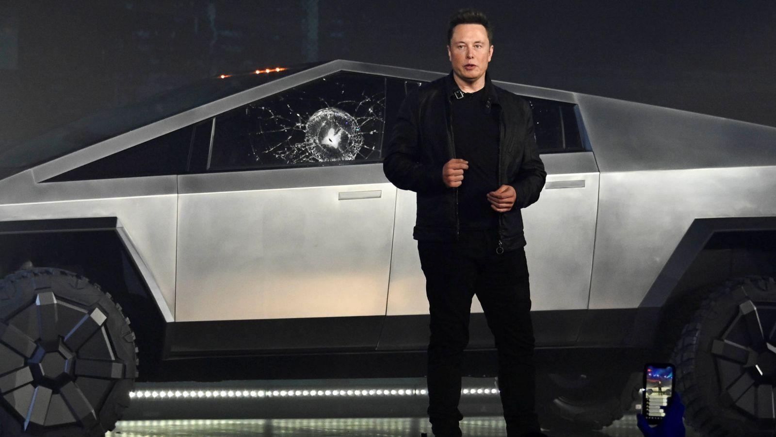 Elon Musk boasts of nearly 150,000 Tesla Cybertruck orders despite launch gaffe 4