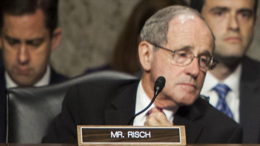 US senator wants to hold off sanctions bill on Turkey 6