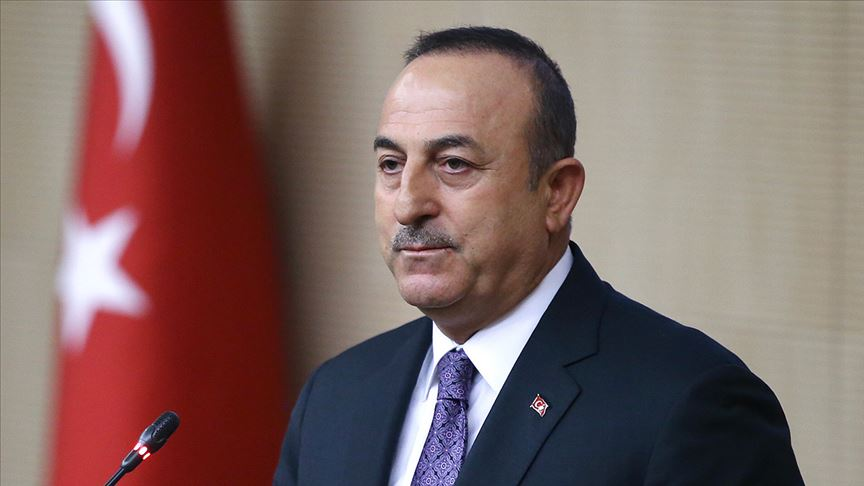 Çavuşoğlu: 'We will not sit at the negotiating table just for the sake of negotiating on the Cyprus Issue' 12