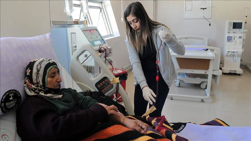 Juventus player donates dialysis machine to Turkey 6