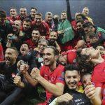 Erdogan congratulates Turkey on advancing to EURO 2020 7