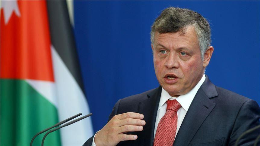 'Jordan's sovereignty above all else': King Abdullah II 3