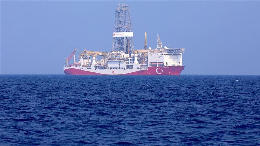 Turkey starts 4th drilling in Eastern Mediterranean 1