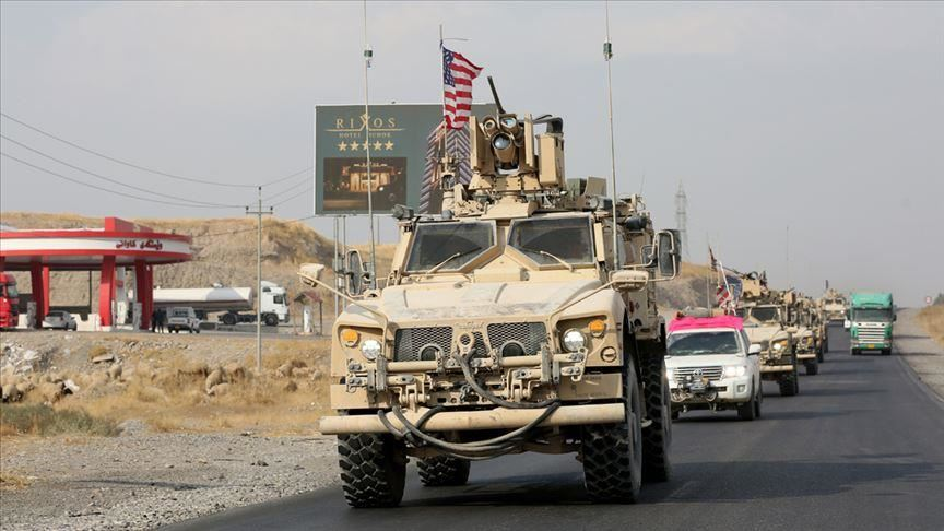 US pours back to military bases in northeast Syria 13