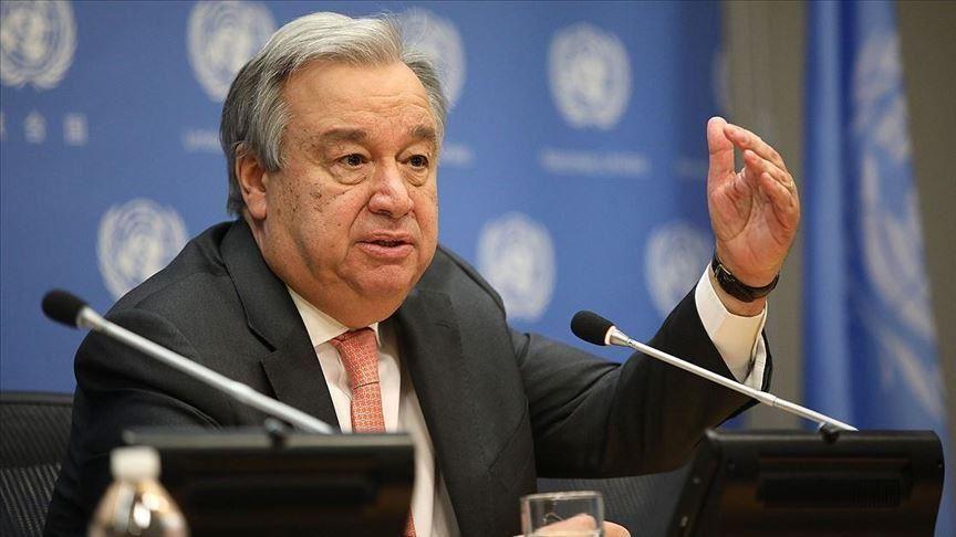 UN chief seeks to jump-start Cyprus talks 1