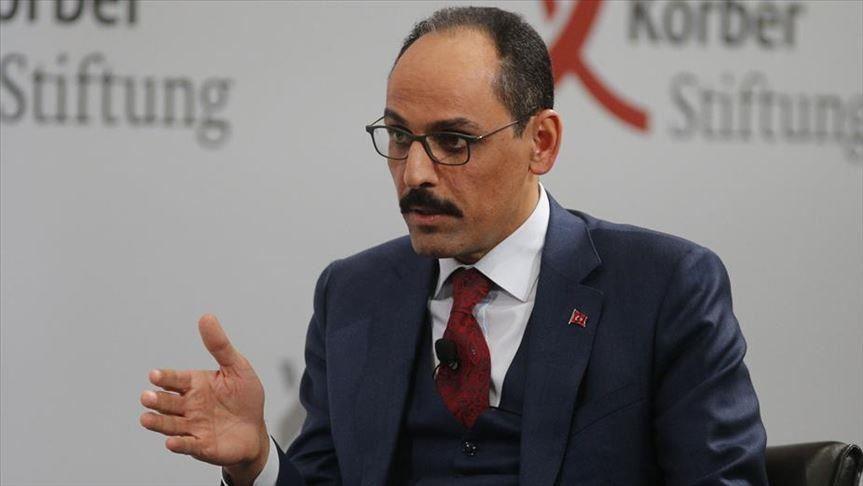 Turkey wants to join EU: Turkish spokesperson 6