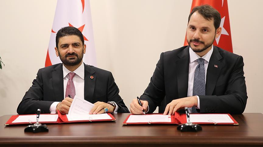 Electricity and Natural Gas Project for TRNC Continues 1