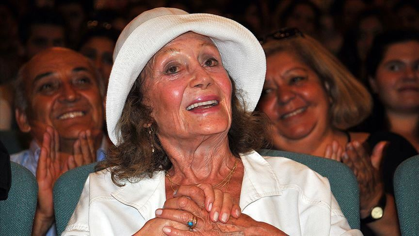 Legendary actress Yildiz Kenter dead at 91 1