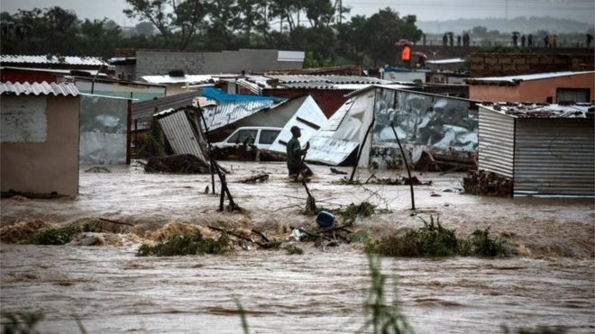 South Africa Floods