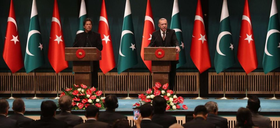 Turkey's ties with Pakistan may bring it nuclear weapons 1