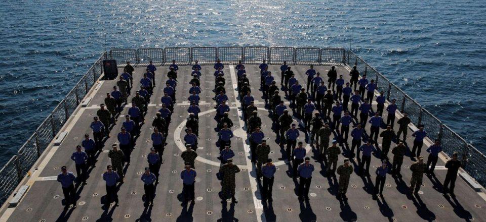 Turkey Naval Base in the TRNC