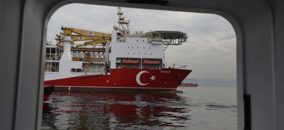 Turkey EEZ