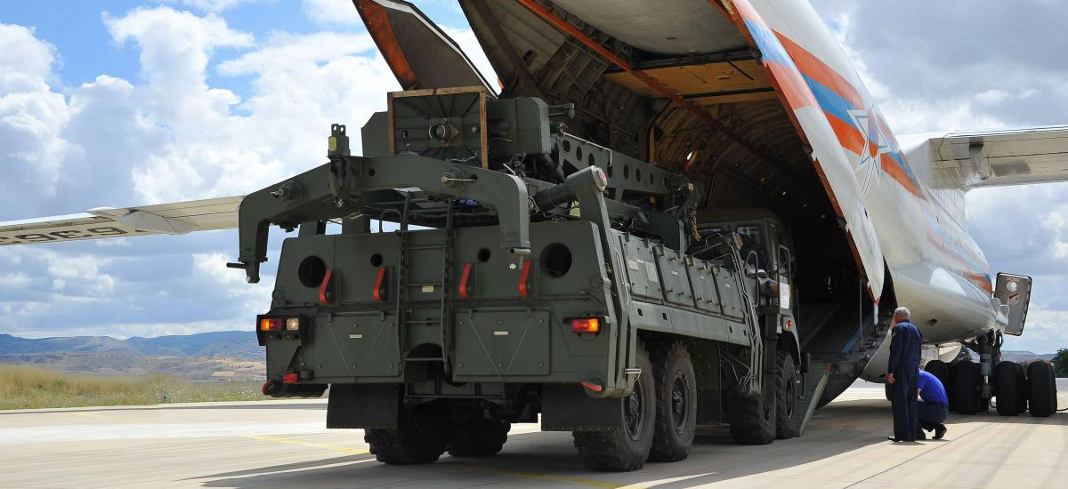 Turkish S-400