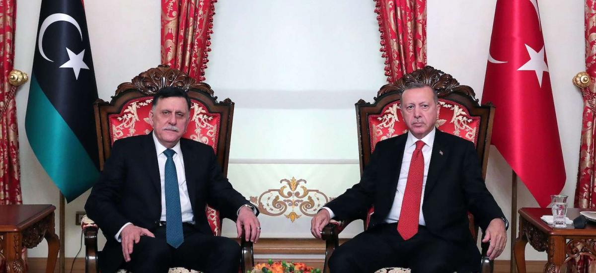 Serraj - Erdogan