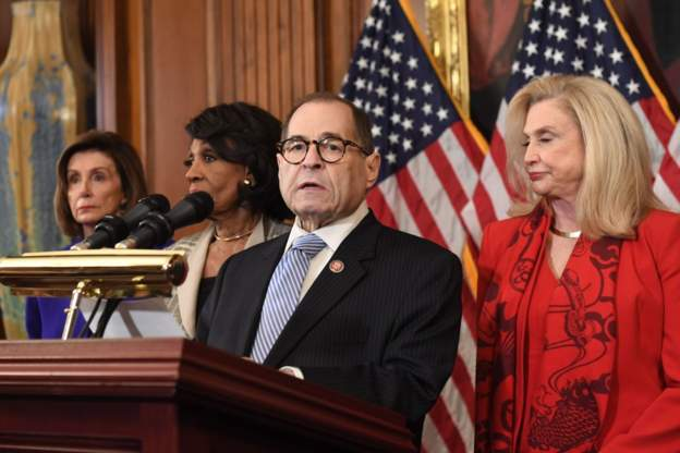 Jerrold Nadler impeachment charges
