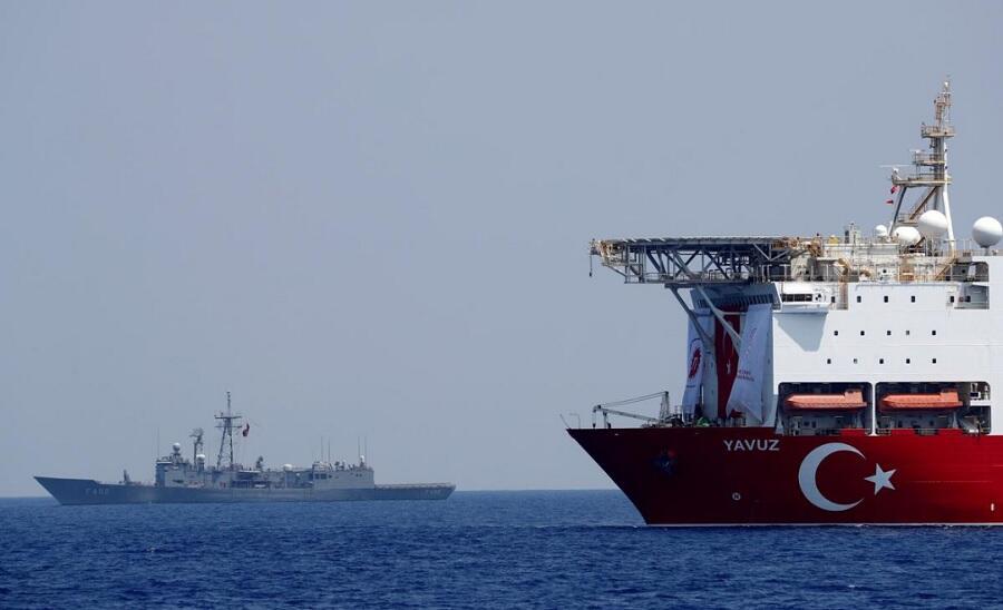 Eastern Mediterranean gas
