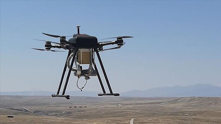 Songar Machine Gun Drone