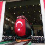 submarine Piri Reis