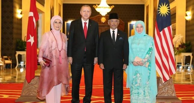 Turkey - Malaysia