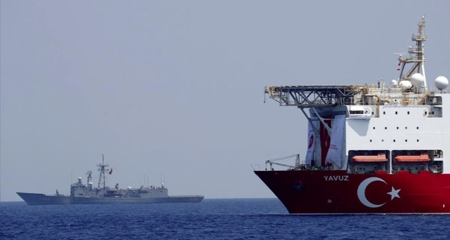 Gas EEZ Libya Turkey