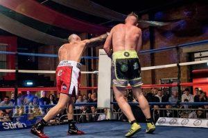 Sugar Atahasan's brave battle in Lincoln UK 5