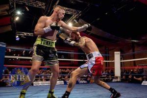 Sugar Atahasan's brave battle in Lincoln UK 7