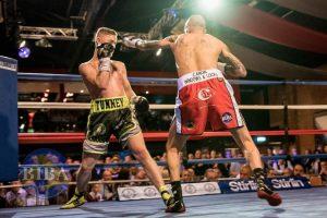 Sugar Atahasan's brave battle in Lincoln UK 6