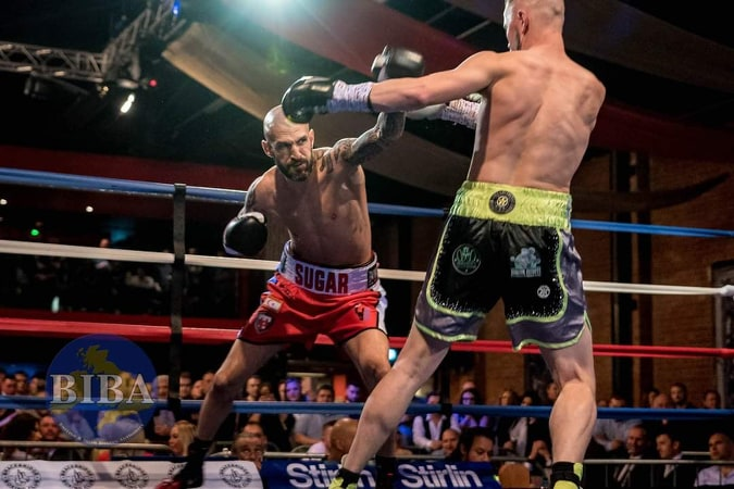 Sugar Atahasan's brave battle in Lincoln UK 2