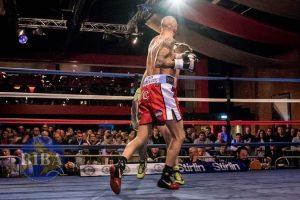 Sugar Atahasan's brave battle in Lincoln UK 8