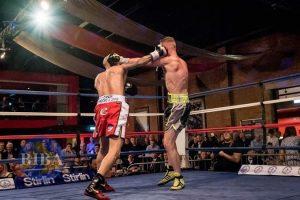 Sugar Atahasan's brave battle in Lincoln UK 9