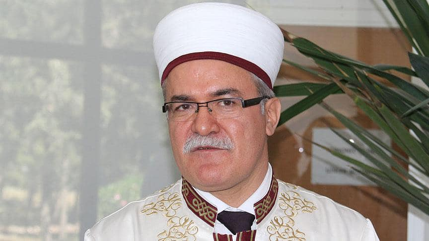 Prof. Dr. Talip Atalay Mufti of Cyprus