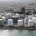 Larnaca oil refineries