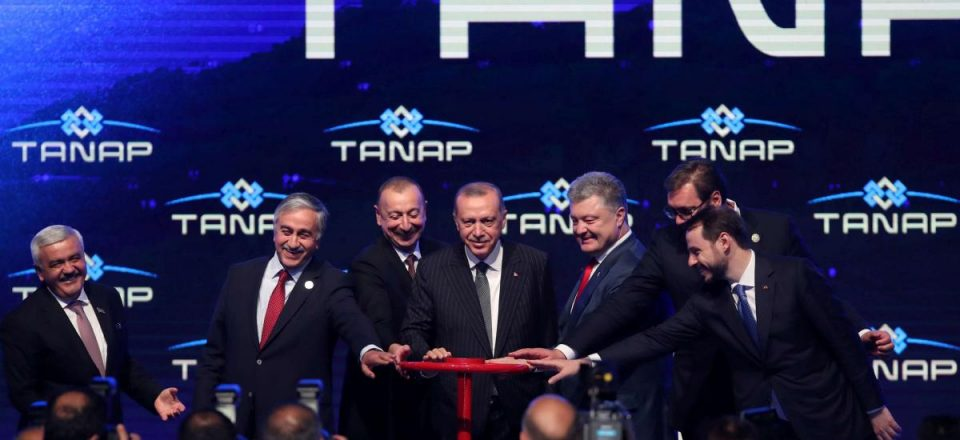 How will TANAP pipeline affect Turkey's energy security? 14