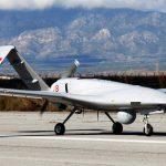 The Bayraktar TB2 drone