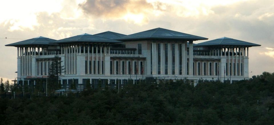 Erdoğan's presidential complex to receive further budget hike in 2020 1