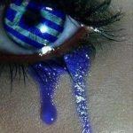Greece Crying