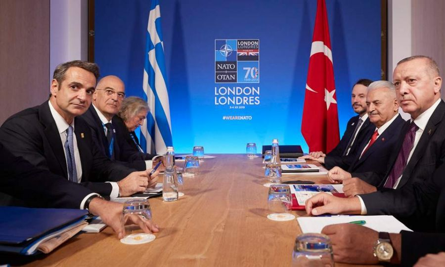 Greece-Turkey dialogue kept alive 6