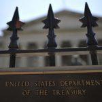 US Treasury Department.