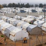 Syrian Refuge Camp