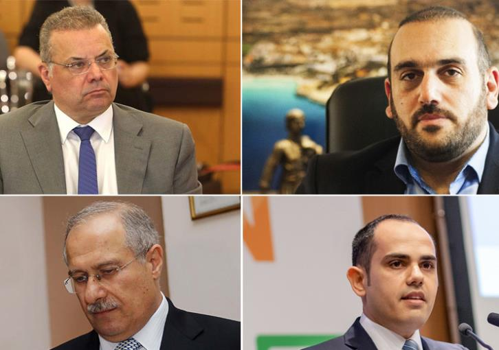 The four new names in the Anastasiades government 1