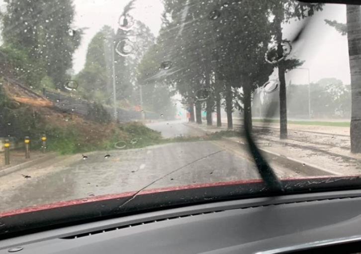 Rain Cyprus
