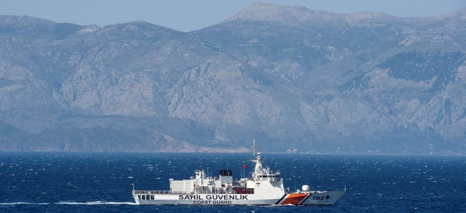 Ankara issues Navtex blocking off seas near Crete 1