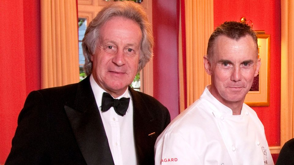 Gary Rhodes: 'He could be stubborn… the mark of a great craftsman' 1